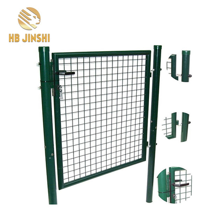 Metal Single Garden Gate avec verrouillage de sécurité Protect