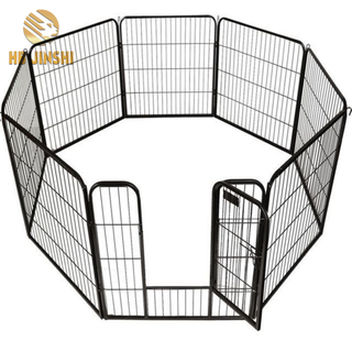 "32"" 8 panneaux Heavy Duty Pet Dog exercice Pen Playpen"